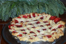 Bed and breakfast Akron - Home-made cherry pie